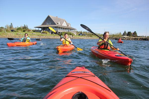 Nova Scotia Kayak Tour Package