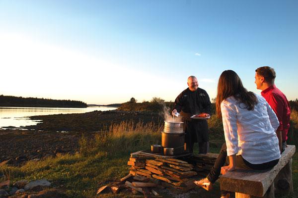 Nova Scotia Lobster Getaway Package