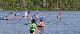 Stand up Paddle Boarding P...