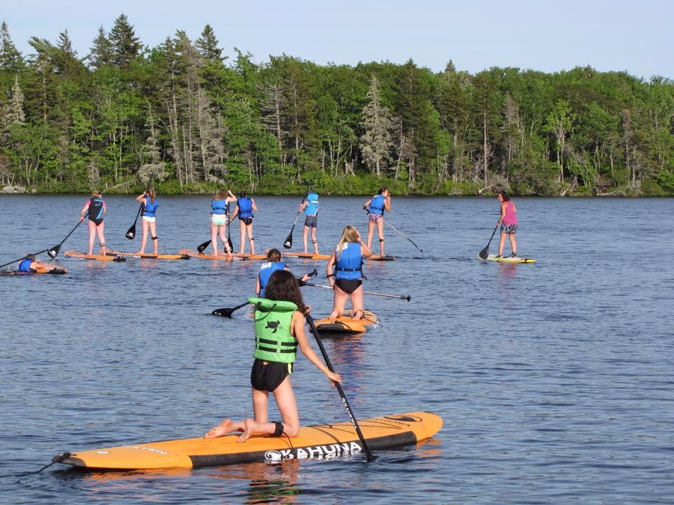 Nova Scotia Paddle Board Tours